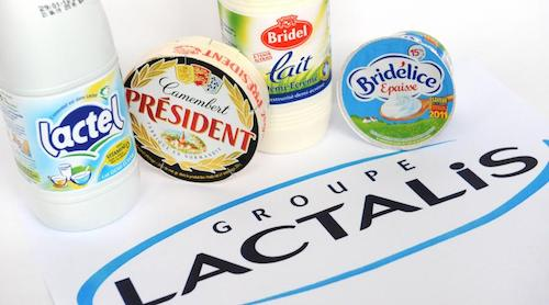 Analyse agroalimentaire groupe lactalis
